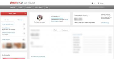 Shutterstock para kazanma