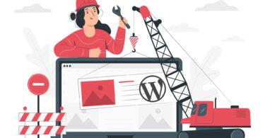Wordpress Bakım Modu - Yapım Aşaması